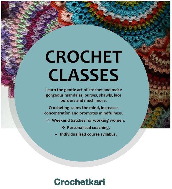 Mumbai crochet classes