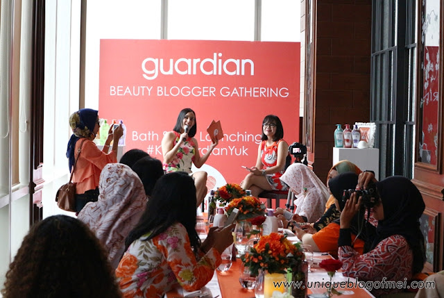 Blogger's Gathering Guardian #BathSeries Review #KeGuardianYuk