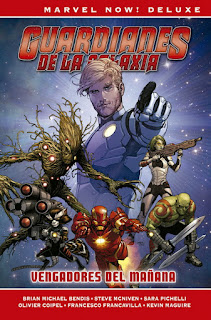 Guardianes de la Galaxia Brian Bendis #1