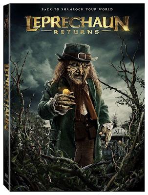 Leprechaun Returns [2018] [DVD R1] [Latino]