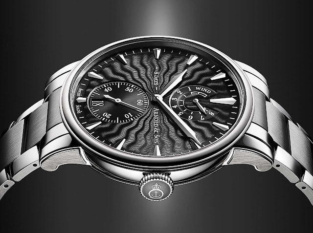 Arnold & Son Eight Day Steel
