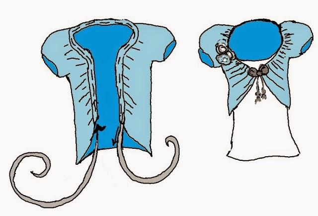 gráfico de transformación de la camiseta
