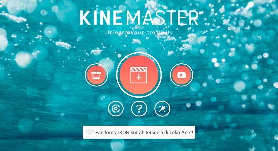 Kinemaster pro tanpa watermark full unlock