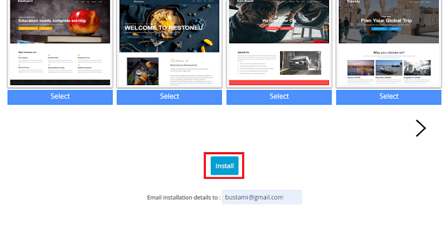 Cara Install WordPress di Hosting cPanel via Softaculous Apps Installer