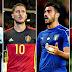 Eliminatórias Europeias para a Copa do Mundo de 2018 tem surpresa e goleadas