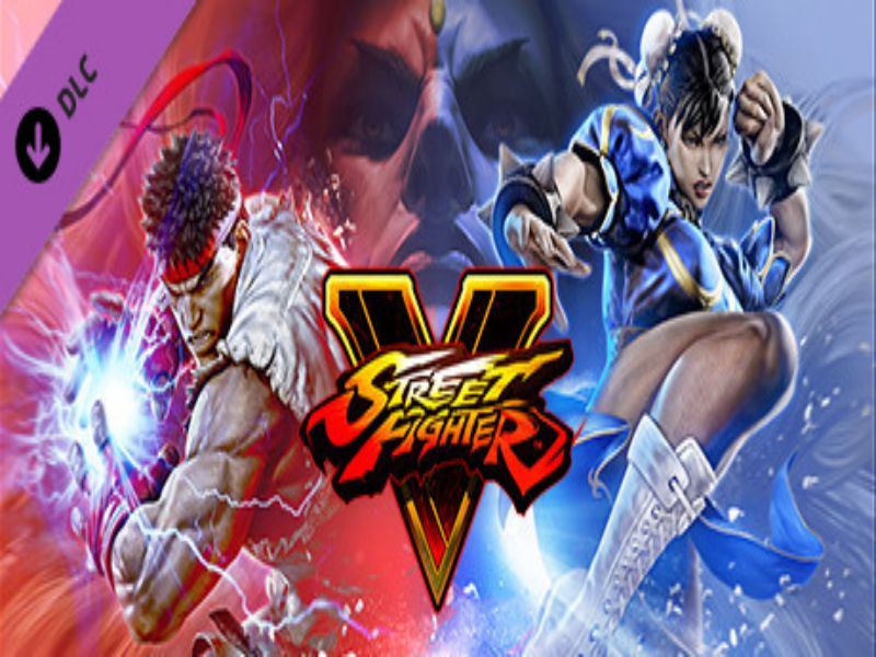 Download Street Fighter V Champion Edition Game PC Free