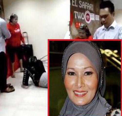 Lydiawati Didenda RM4,000 atau 14 Bulan Penjara Gara-Gara Cederakan Peniaga Wanita