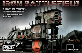 Iron Battlefield