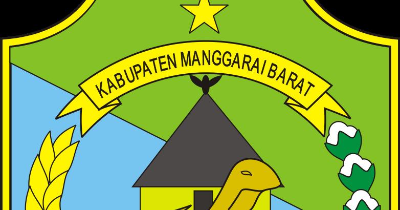 Logo Kabupaten Kota Logo Kabupaten Manggarai Barat Nusa Tenggara Timur