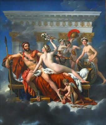 O mito da Homossexualidade na Grécia Antiga Jacques-Louis_David_-_Mars_desarme_par_Venus