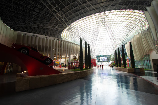 Ferrari world-Abu Dhabi