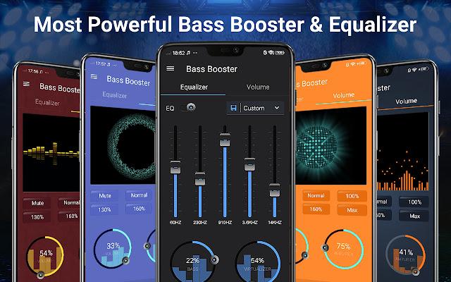 تحميل تطبيق إكوالايزر برو Equalizer Pro ضبط مخارج الملفات الصوتية