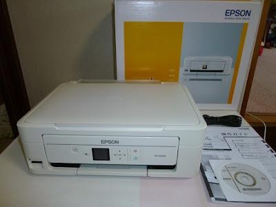 Epson Colorio PX-404Aドライバーのダウンロード