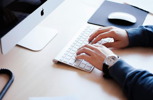10 Cara Agar Dapat Mengetik Cepat Pada Keyboard