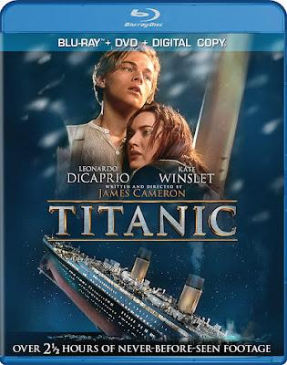 The Titanic on Blu-ray Disc