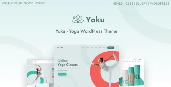 Best Yoga Studio & Ayurveda WordPress Theme