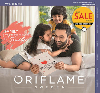 oriflame catalogue june 2020