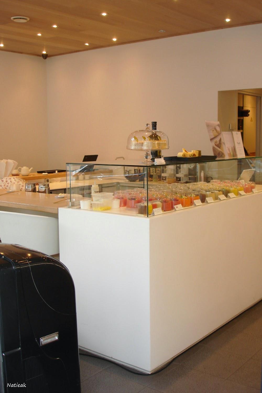 Pâtisserie Ciel boutique parisienne