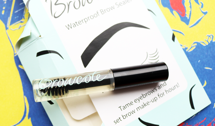 Browcote Waterproof Brow Sealer review