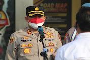 Polres Serang Siapkan 720 Personil untuk Pengamanan Pilkades Serentak 2021