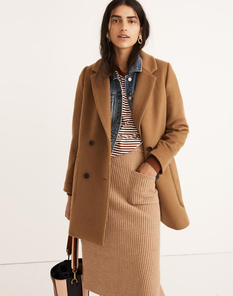 Shop the Madewell Fall 2018 Collection First :: Effortlessly with Roxy