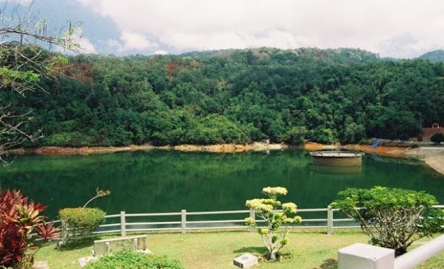 بحيرة ايتام