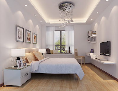 Awesome Bedroom Set Design Lighting Ideas