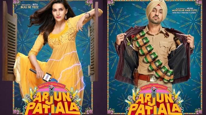 Arjun Patiala Full Movie Download in Hindi Hd