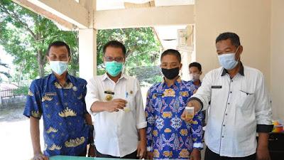 BNNK Lampung Selatan, Tes Urine Pegawai Diskominfo Lamsel