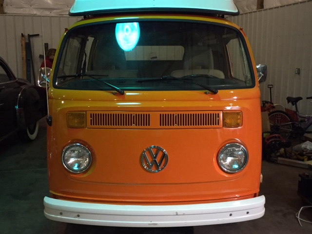 1973 VW Westfalia For Sale