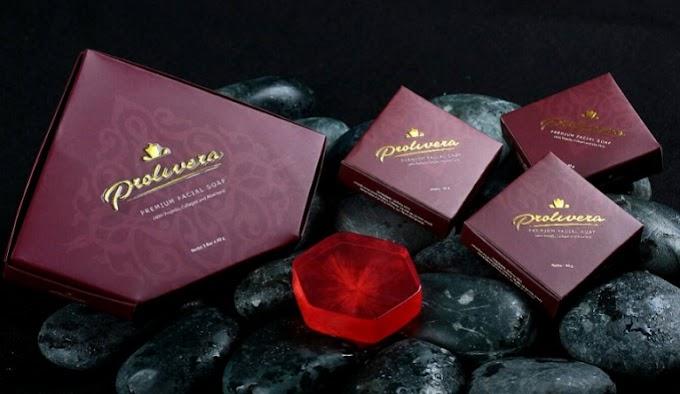 Sabun Prolivera Premium Facial Soap
