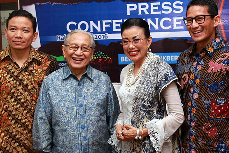 Adib Susila Siraj Tiga September 2018