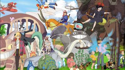"""""""Top 10""""  Películas Anime de Drama y Fantasía que no te debes perder."""