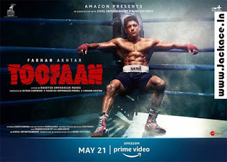 Toofan First Look Poster 2