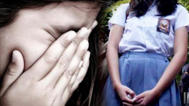 Berawal Dari Chat NAKAL di Wa Akhirnya Siswi SMP ini ditiduri Temannya Yang Baru Kenal 2 Bulan