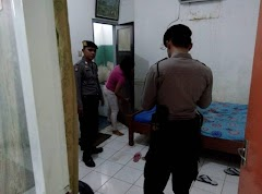 Gelar Razia Ramadhan, Aparat Gabungan Dapati Pasangan Mesum di Hotel