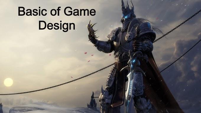 Basic of Game Design