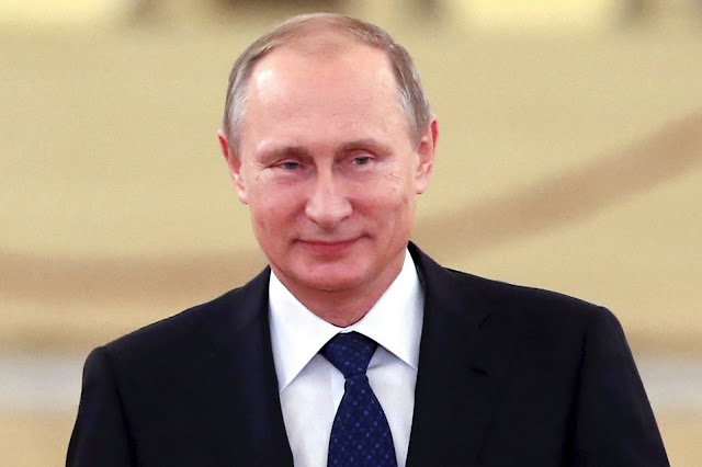 Vladimir Putin Net Worth - $70 Billion