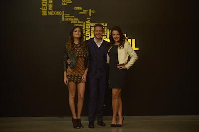 A série conta com a direção de Ricardo Perez e tem previsão de estreia para o segundo semestre, no canal FOX Life e no FOX Play - Divulgação