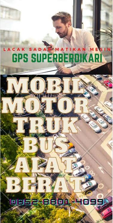 gps tracker magelang jual pasang untuk rental sewa mobil motor truk bus harga murah