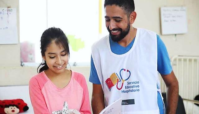 Minedu busca garantizar educación de los estudiantes hospitalizados o con tratamiento ambulatorio