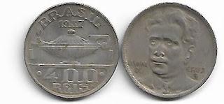 400 Réis, 1937
