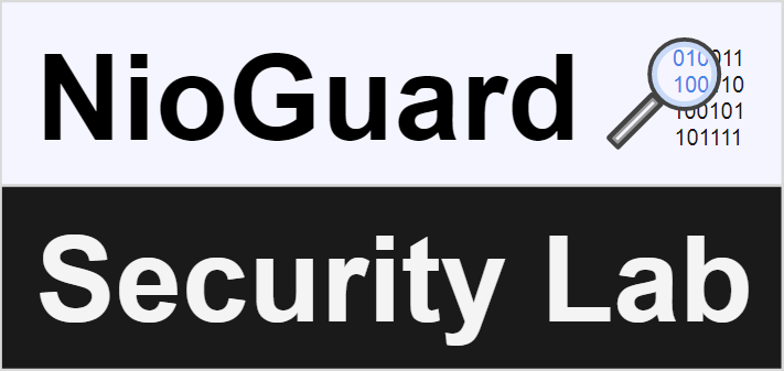 NioGuard Security Lab