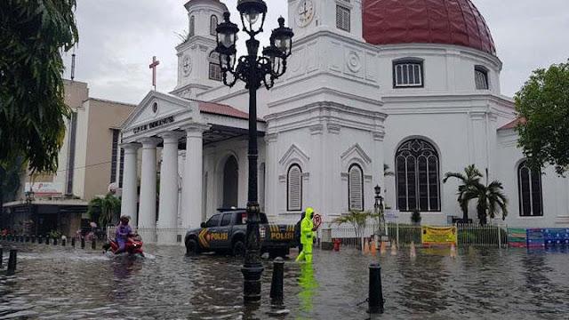 Menteri Basuki: Banjir Semarang Akibat Hujan Ekstrem Tiap 50 Tahun