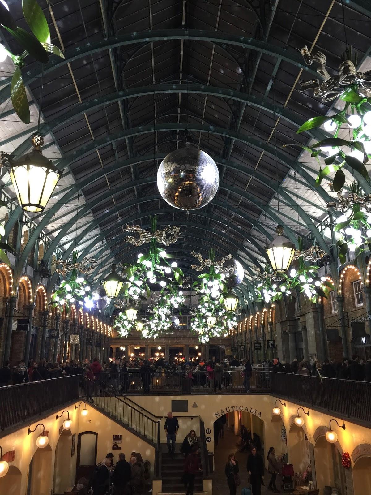 London Christmas Season