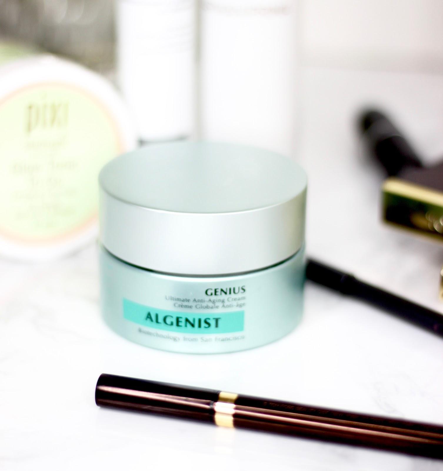 Algenist Anti aging cream