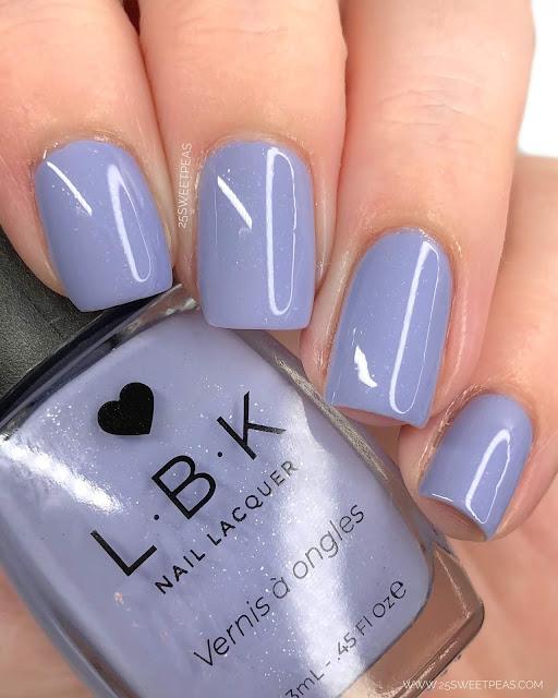 LBK Nail Lacquer Bluetiful You