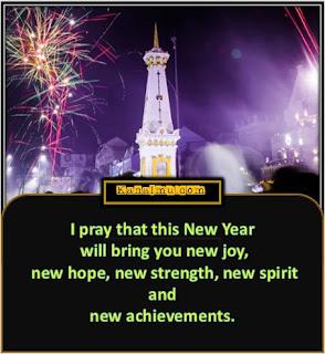 kata kata tahun baru bahasa inggris
