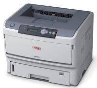 OKI LED B820n Printer