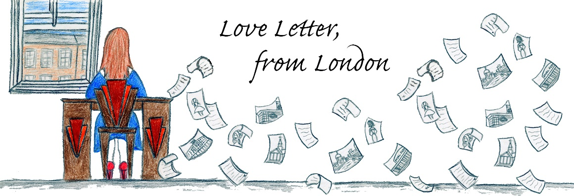 Love Letter from London